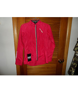 Helly Hansen Magenta W Windfoil Jacket Size XS/TP - $105.00