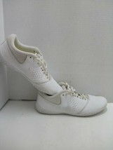 Nike Women's Cheer Sideline IV Cheerleading Shoes White 943790-100 Lace ... - $31.63