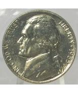 1985-P Jefferson Nickel BU In the Cello #0576 - $2.39