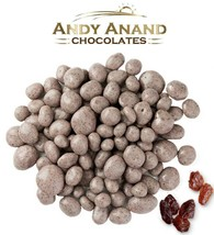 Andy Anand Belgian White Chocolate Raisin with Blueberry Free Air Shipping 1 lbs - $29.84