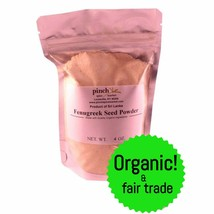 Organic Fenugreek Powder for Cooking, Health, Hair & More - $11.87+
