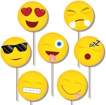 Emoji Photo Booth Props Kit - 20 Pack Party Camera Props - $21.96