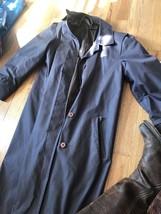 Vintage London Fog women's trench rare purple rain coat - $37.39