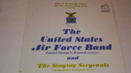 The United States Air Force Banda And The Singing Sargentos - Vinilo LP ... - £11.13 GBP