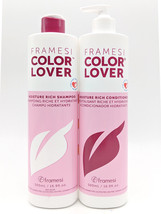 framesi COLOR LOVER MOISTURE RICH 16.9 oz [Choose: Shampoo, Conditioner,... - $18.76+