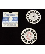 Lost In Space View Master Reel 1 & 3 1967 viewmaster - $22.99