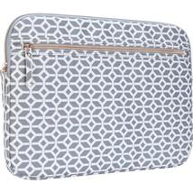Targus TSS99905GL Carrying Case (Sleeve) for 15.6 Notebook - Gray, White - Geome - $45.82