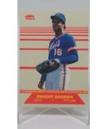 1987 (METS) Fleer Headliners #3 Dwight Gooden - $0.98