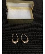 10K Yellow Gold Earings 1.74 grams  - $37.00