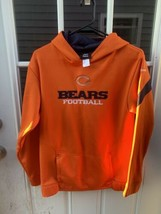 Chicago Bears Orange Sweatshirt Size 14/16 Reebok - $12.87