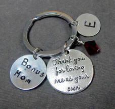 Bonus Mom,Step Mom Gift, Godmother gift, GodFather Gift, Step Dad Gift set - $13.20