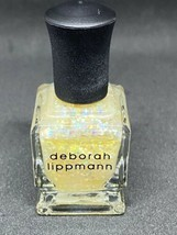 Deborah Lippmann Glitter Nail Polish Stairway to Heaven 15 ML NEW - $18.99