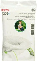 Oxo Tot 2-In-1 Go Potty Refill Bags, 30 Count - $12.75