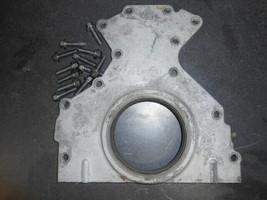 Gm LS1 5.3L/5.7L/6.0L Used Rear Engine Cover W/BOLTS-12559287 - $29.70