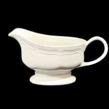 Mikasa China French Countryside Gravy Boat F 9000 No Under Plate Replacement - $22.77