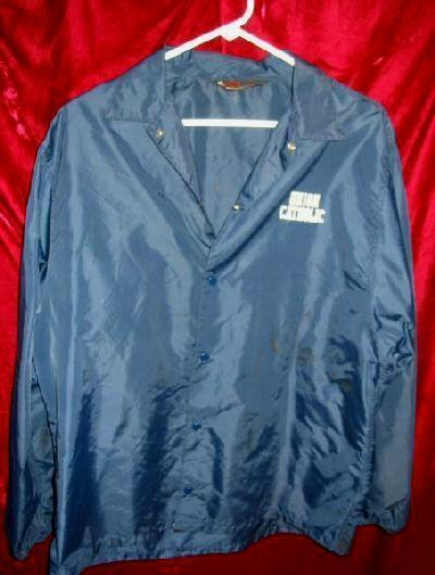 Mens Dunbrooke Union Catholic Light Jacket Coat M
