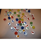 Sixty Old Marble King Marbles - $26.99