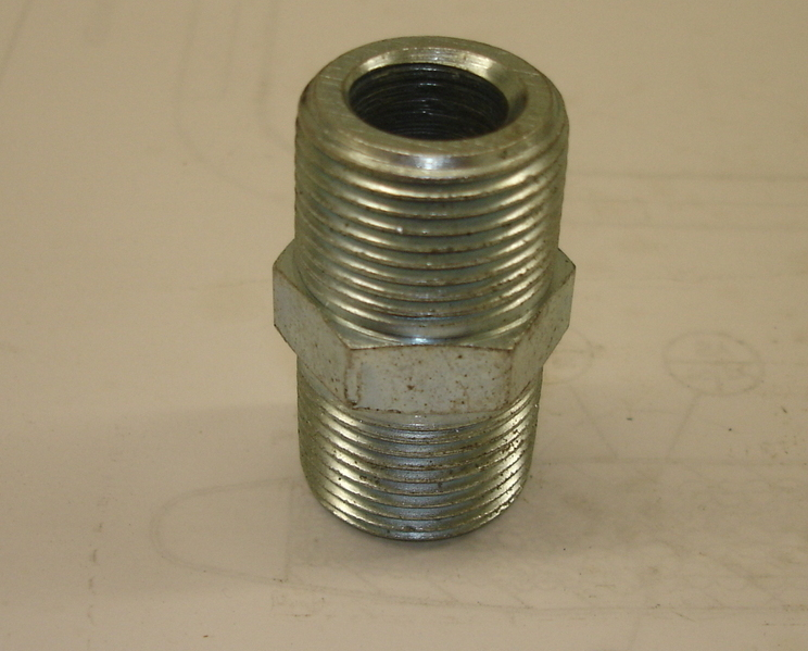 Primary image for Steel Pipe Fitting 3/4""