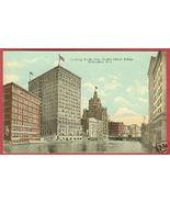 MILWAUKEE WI River S fr Oneida St Bridge Wisconsin BJs - $9.99