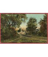 MILWAUKEE WI Ravine Drive Road Wisconsin Bergmann BJs - $7.50