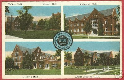MILWAUKEE WI Downer College Halls Multi View PC BJs