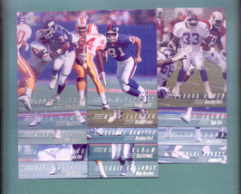 1994 Pacific Collection New York Giants Football Set  - $3.00