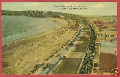 REVERE BEACH MASSACHUSETTS Nautical Gardens Beach BJs