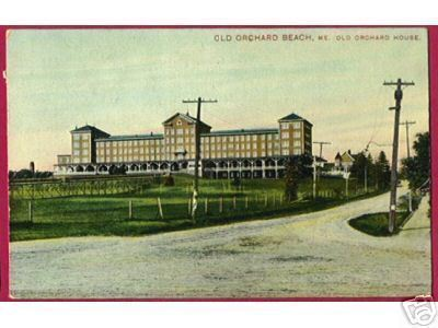 OLD ORCHARD BEACH MAINE Old Orchard House Germany