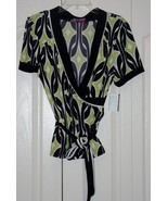 Ladies printed Blouse size X Large ~ New ~ - $13.95