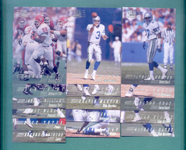 1994 Pacific Collection Seattle Seahawks Football Set  - $2.99