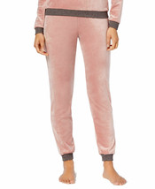Alfani Women's Velvet Pajama Pants Rosy Blush Size XXL NWT - $23.51