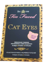 Too Faced Cat Eyes Eye Shadow & Liner Collection (Pack of 1) - $59.99