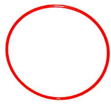 "1/4"" Round Urethane Drive Belt  *CUSTOM MADE* for MENARDS BANDSAW - $15.14"