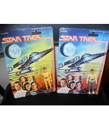 1979 Mego Star Trek Figures Dr. McCoy and Decker in the Pack - $119.99