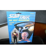1988 Star Trek Lieutenant Worf  Carded Figure  ... - $24.99