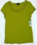 Style & Co. Ladies Blouse ~ New~ wts Size Large - $12.95