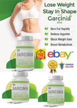 Garcinia Vita Ultra Stong Garcinia Cambogia Formula,Weight Loss,3 Tubs - $349.17