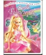 Barbie Fairytopia Childrens DVD 2005 LN - $7.99