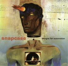 Snapcase - Designs for Automotion CD Hardcore Punk - $4.00