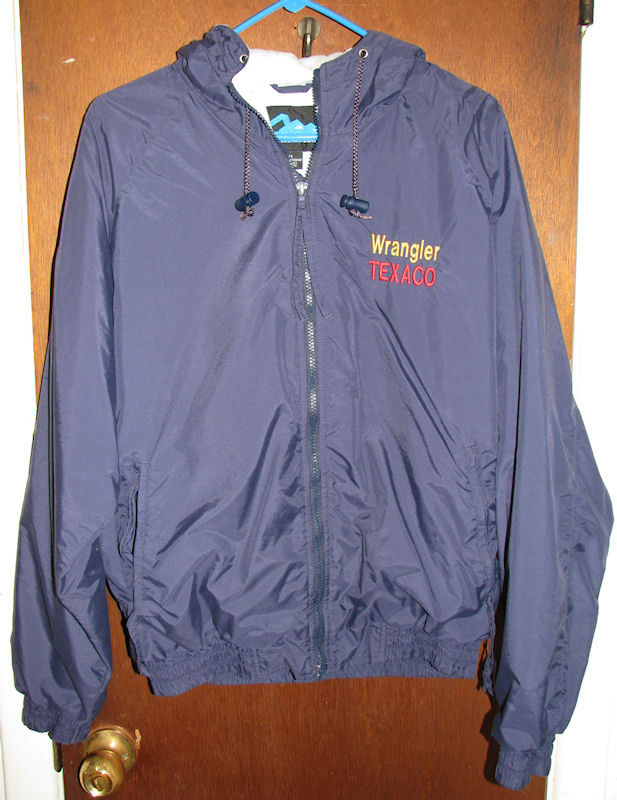 Wrangler Texaco High Plains Junior Rodeo Association Finals 2003 Jacket Medium