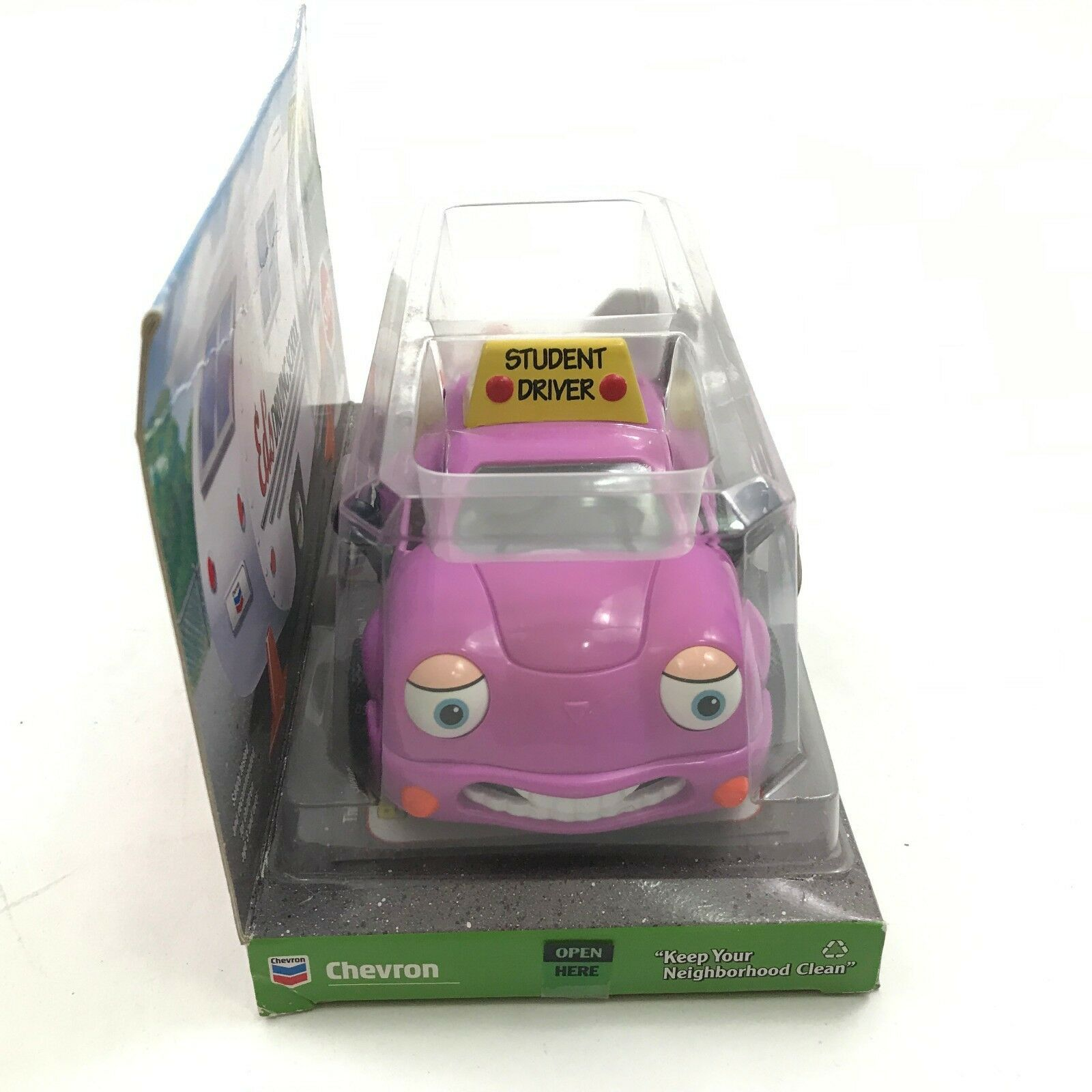 New Chevron Cars Danni Driver Toy Car And 9 Similar Items