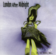 London After Midnight - Oddities CD Live Rare OOP - $5.00