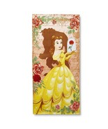 Disney Princess Beauty and the Beast Belle Beach Towel NEW - $12.99