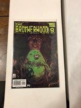 The Brotherhood #9 - $12.00