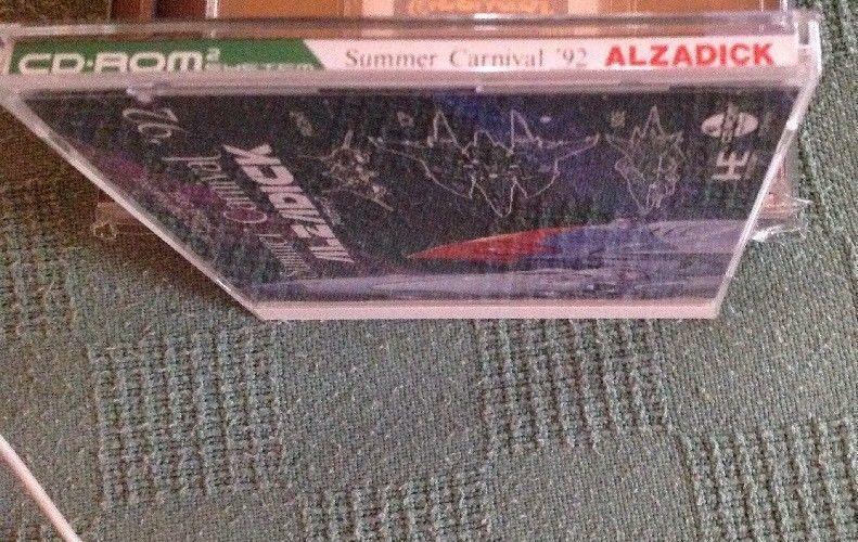 PC Engine CD Game Summer Carnival '92, Alzadick, 1992