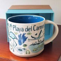 Starbucks 2018 Playa del Carmen, Mexico Been There Coffee Mug NEW IN BOX - $56.90