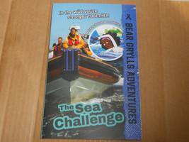 Usborne Book (new) BEAR GRYLLS ADVENTURES - THE SEA CHALLENGE - $7.72