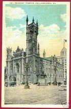 Philadelphia Pennsylvania Masonic Temple Pa - $6.00