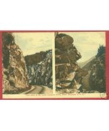 WHITE MOUNTAINS NH Great Crawford Notch RR 1912 - $7.00