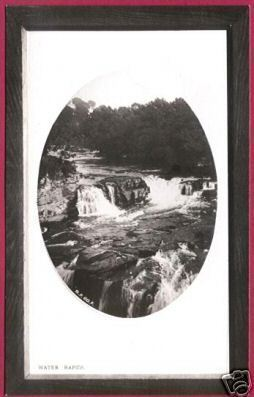 Primary image for WATER RAPIDS RPPC Rotograph England NICE